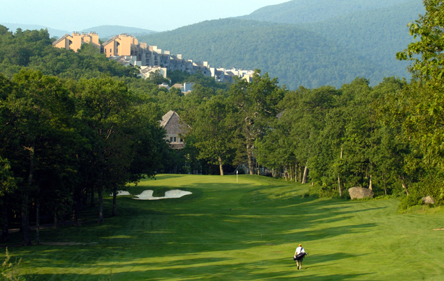 Wintergreen Resort #16, Devil's Knob
