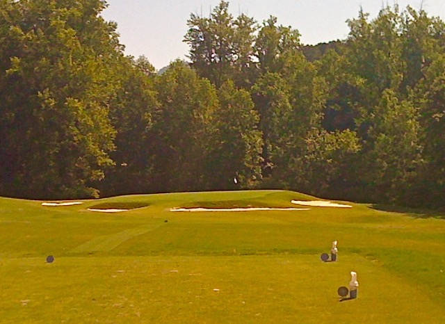 Furman University Golf Course par 3