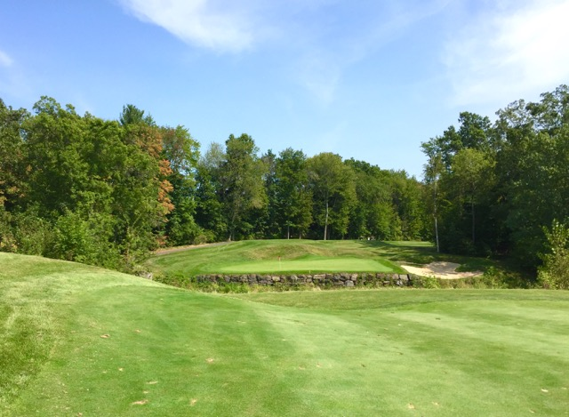 Gillette Ridge #5 approach
