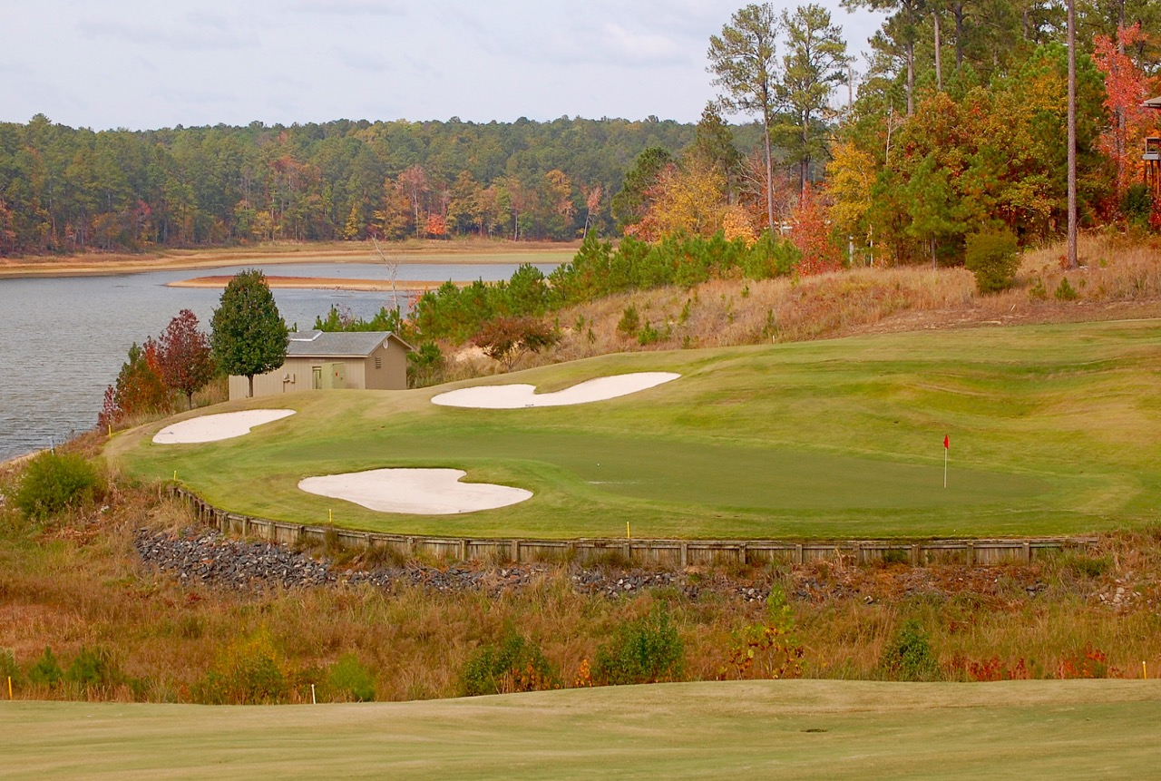 Savannah Lakes par 3