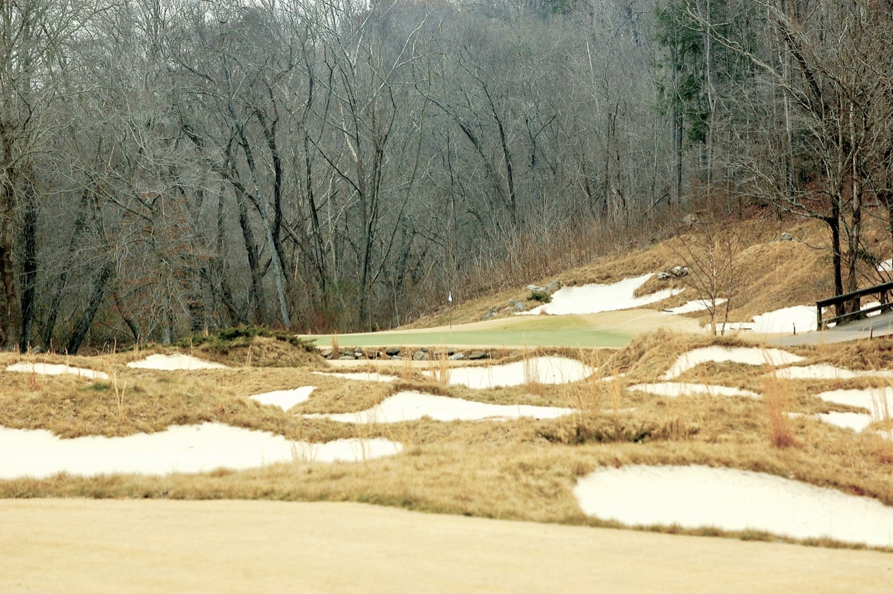 Mountain Park bunkers
